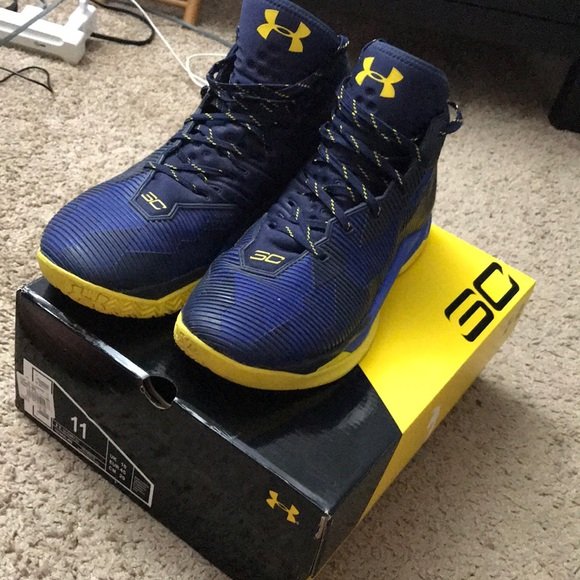 b72970e35491 Steph Curry Under Armour Basketball Shoes